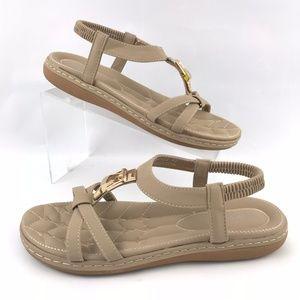 00688a7ffe3b Siketu. Siketu Women s T-Strap Sandals ...